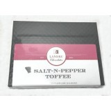 Salt-N-Pepper Toffee Slab  – 8 oz